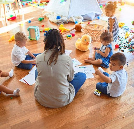 Purificar el aire en aulas y guarderías